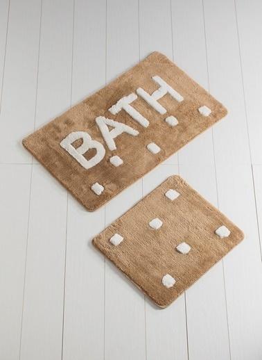 Chilai Home Bath 2'li Paspas Set Taba